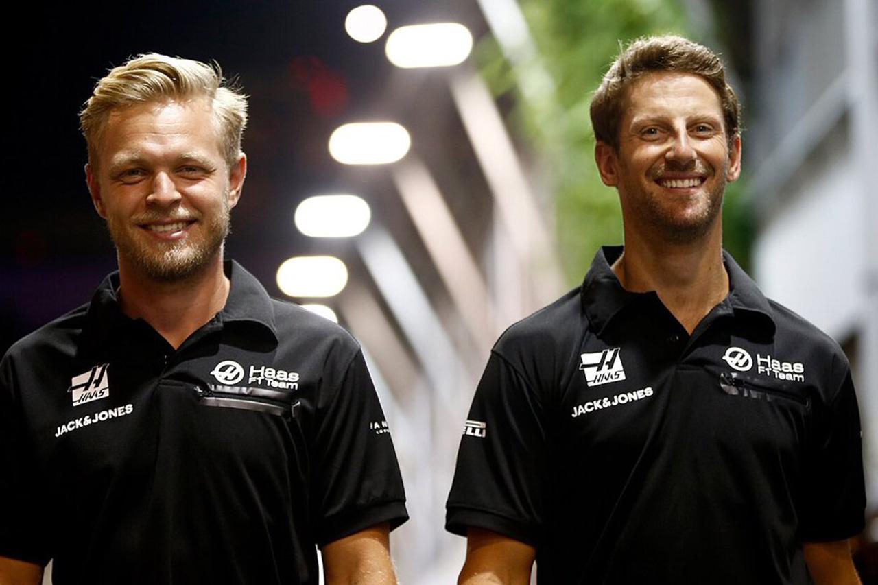 F1 ケビン・マグヌッセン、2020年のロマン・グロージャン残留を支持
