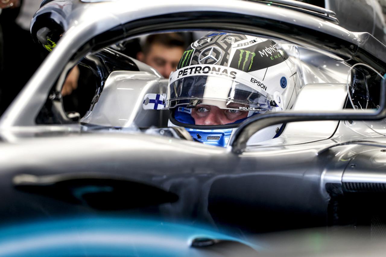 F1 バルテリ・ボッタス 「クラッシュの代償を払うことになった」