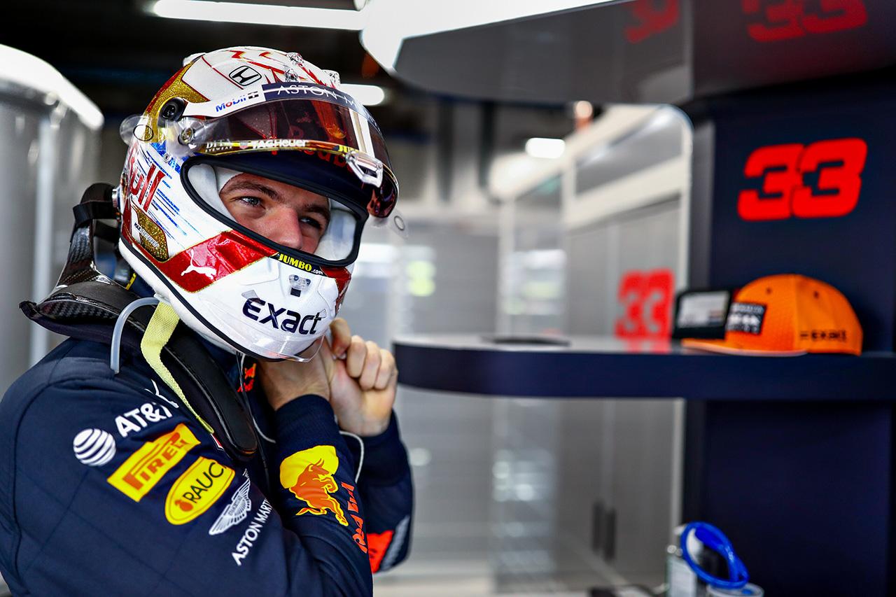F1 マックス・フェルスタッペン 「メルセデスはまだ支配的なチーム」