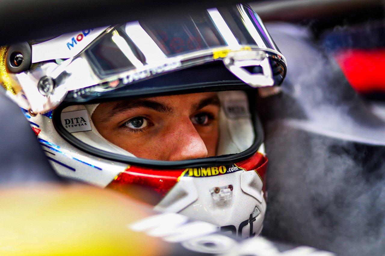 マックス・フェルスタッペン「フェラーリがポールを獲るとは考えてなかった」 / レッドブル・ホンダ F1シンガポールGP予選