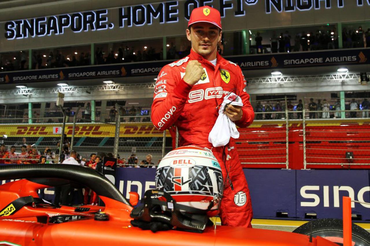 【動画】 2019年 F1シンガポールGP 予選 ハイライト