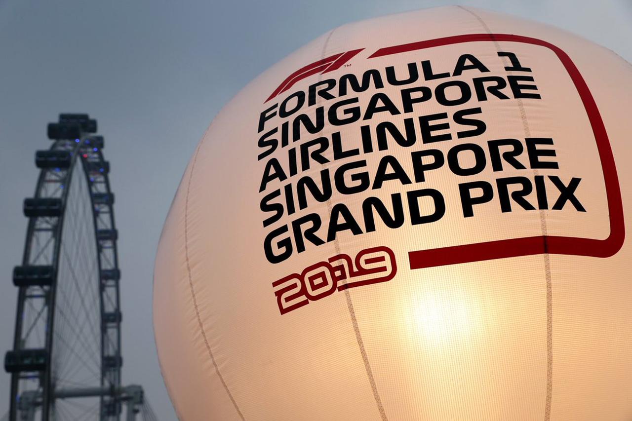 F1シンガポールGP 決勝