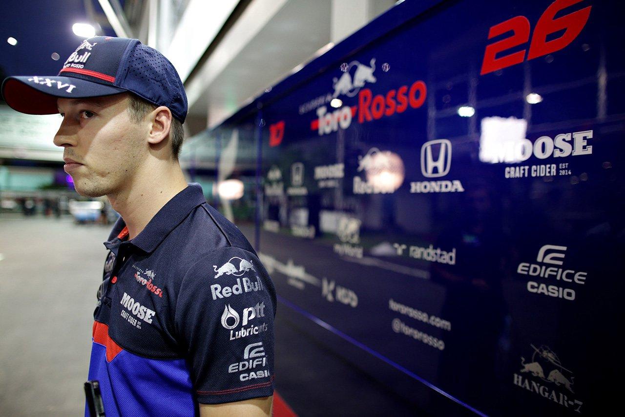 F1 ヘルムート・マルコ 「クビアトは来季のレッドブルの候補ではない」