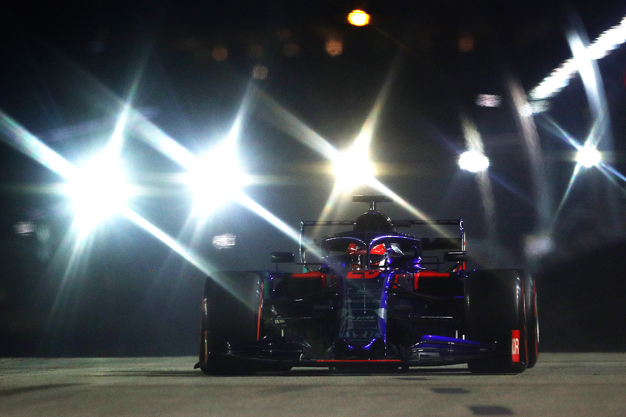 トロロッソ・ホンダ 「フラストレーションを感じる一日」 / F1シンガポールGP予選