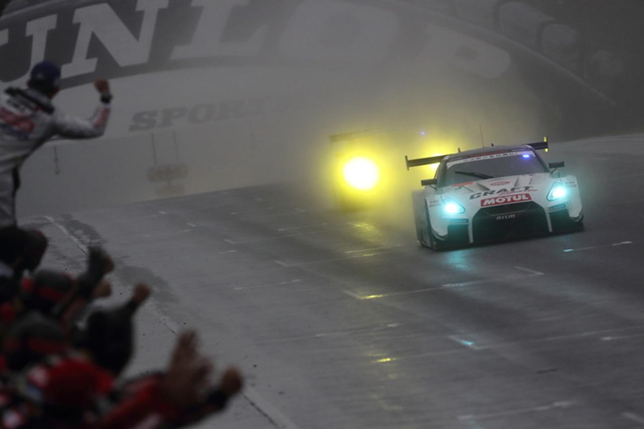 SUPER GT 第7戦 結果