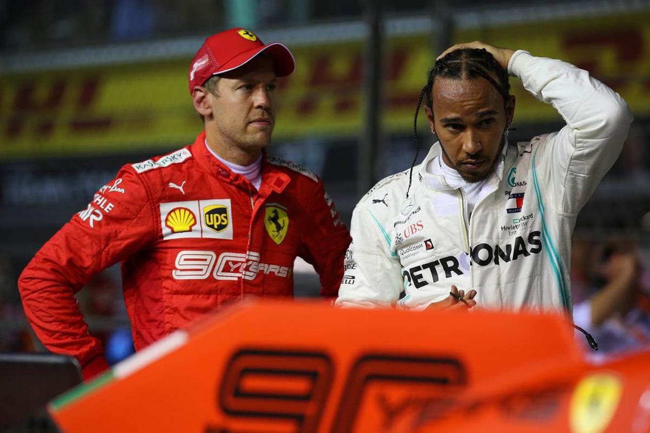 ルイス・ハミルトン 「フェラーリの方がメルセデスよりもハングリー」