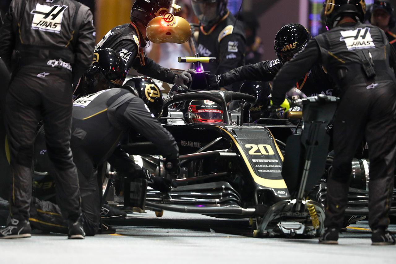 ケビン・マグヌッセン、ファステストラップを記録も「何の価値もない」 / F1シンガポールGP