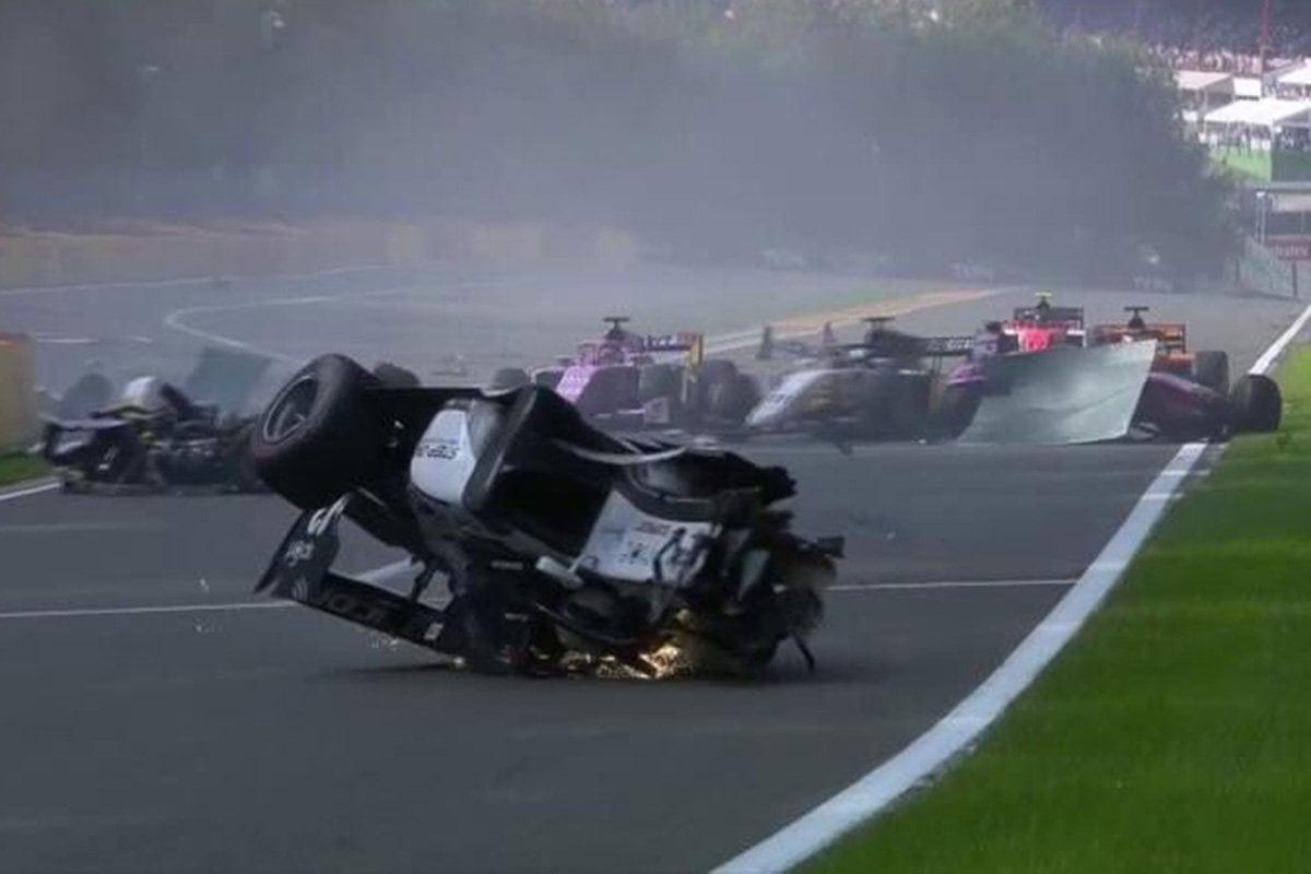 F1レースディレクター 「ユベールの死亡事故調査には時間を要する」