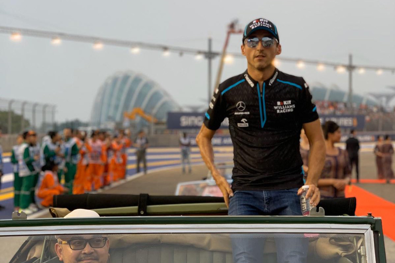 F1 ロバート・クビサ、2020年のDTM参戦の可能性を認める