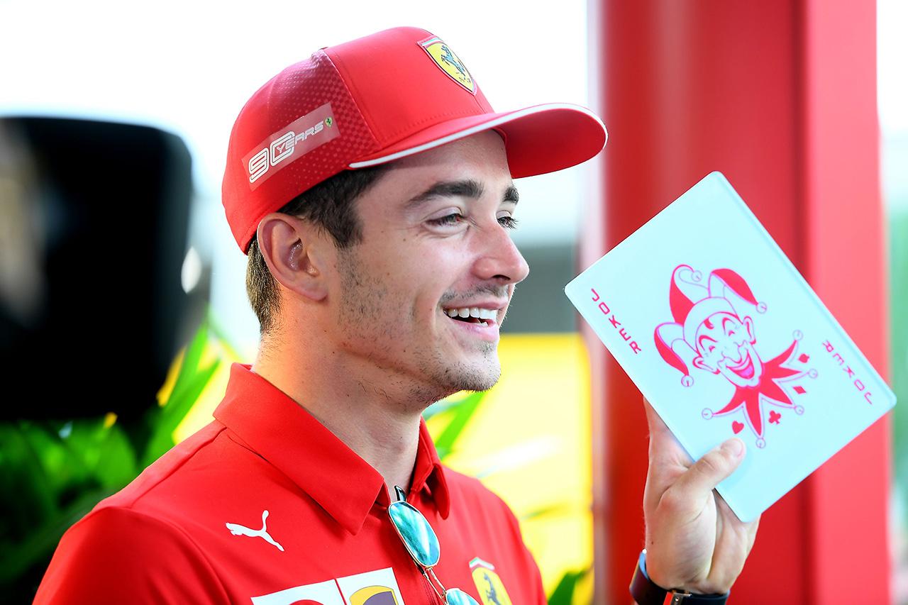 シャルル・ルクレール 「ソチでもこれまでの強さを発揮できるか確認したい」 / フェラーリ F1ロシアGP