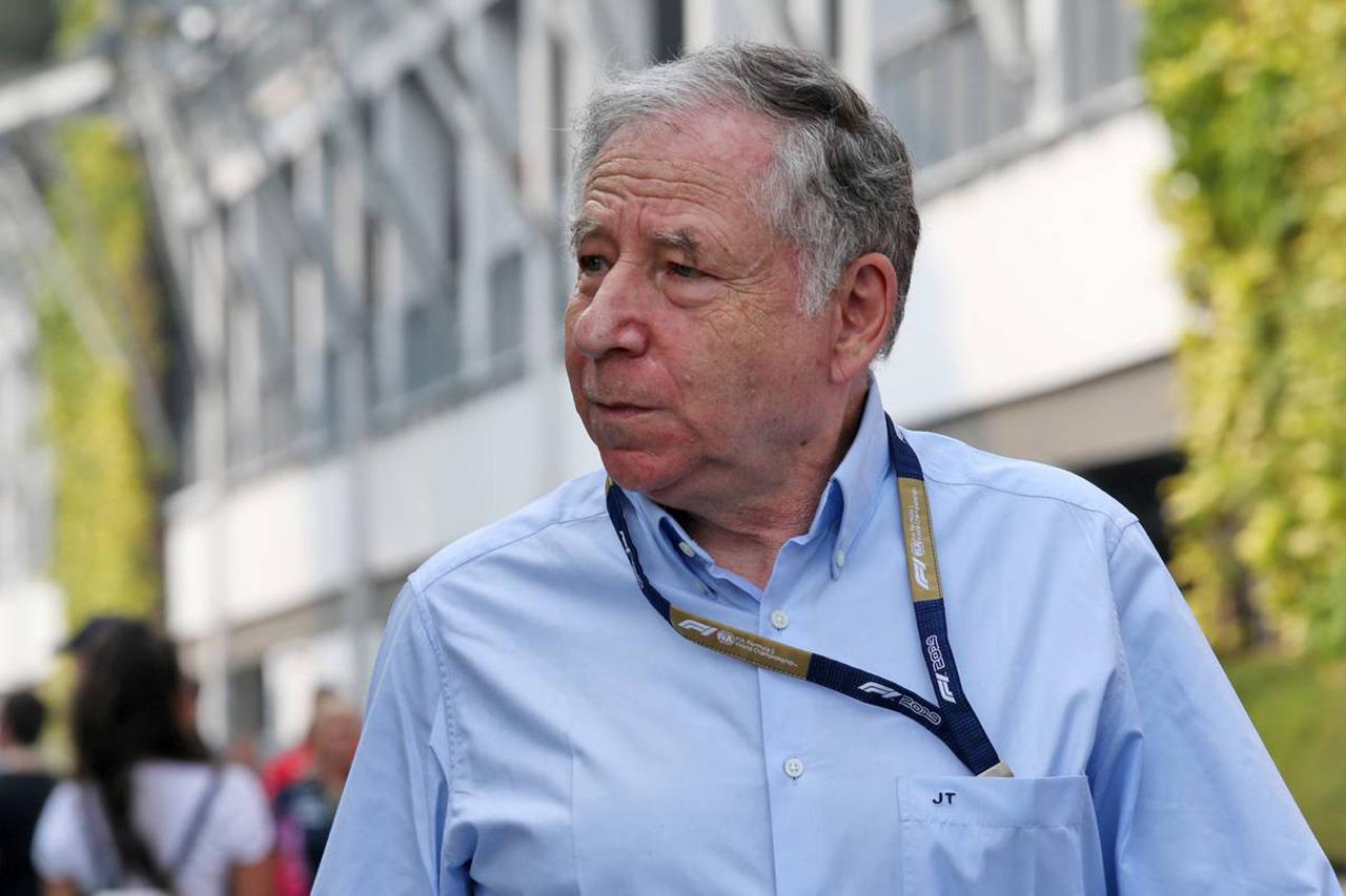 FIA会長ジャン・トッド 「パンテーラ のF1参戦は単なる噂にすぎない」