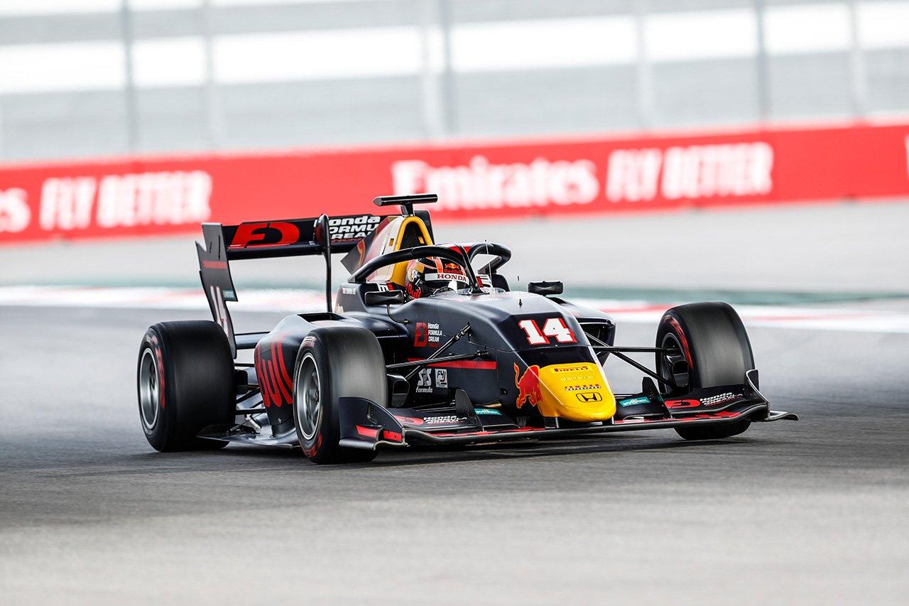 FIA-F3 ロシア大会 予選:角田裕毅17番手、名取鉄平19番手