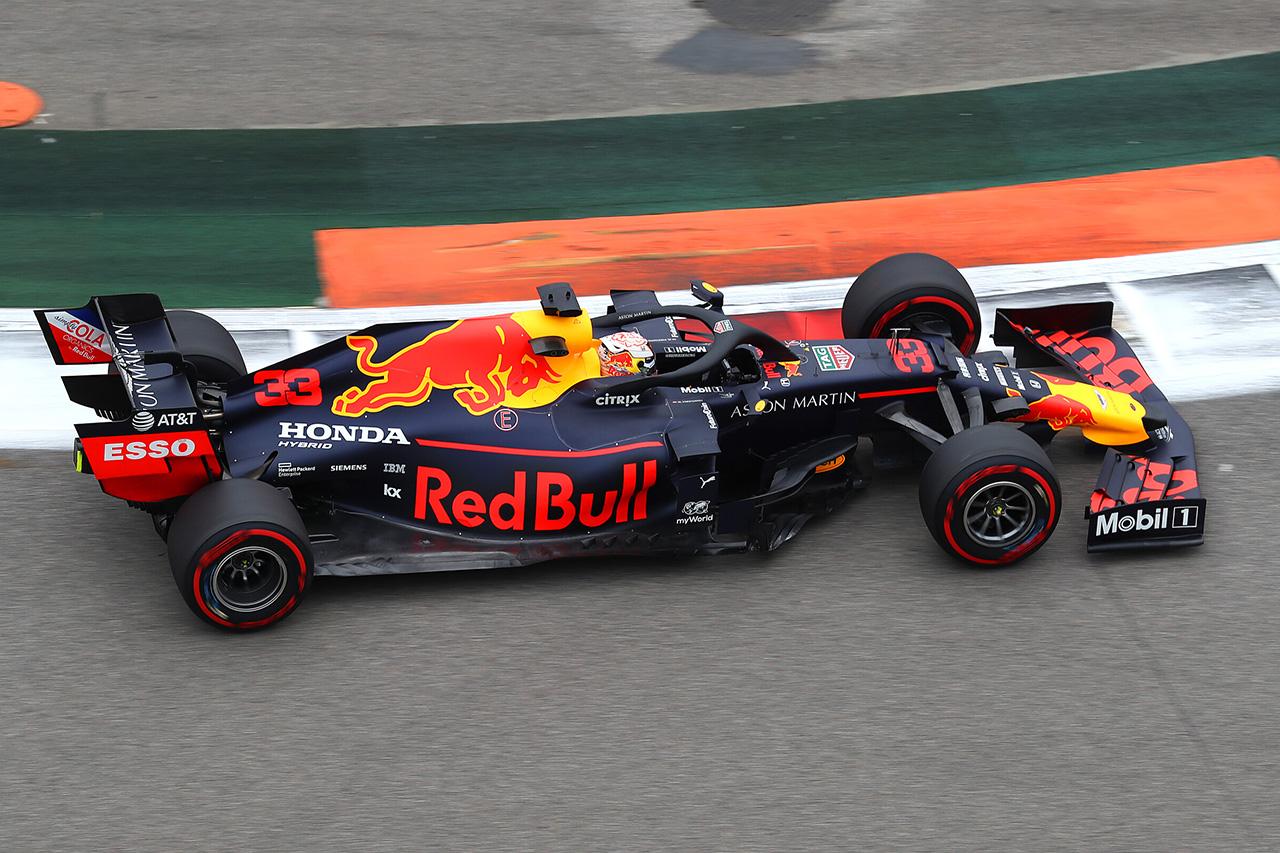 レッドブル・ホンダ 「我々のパッケージはうまく機能している」 / F1ロシアGP