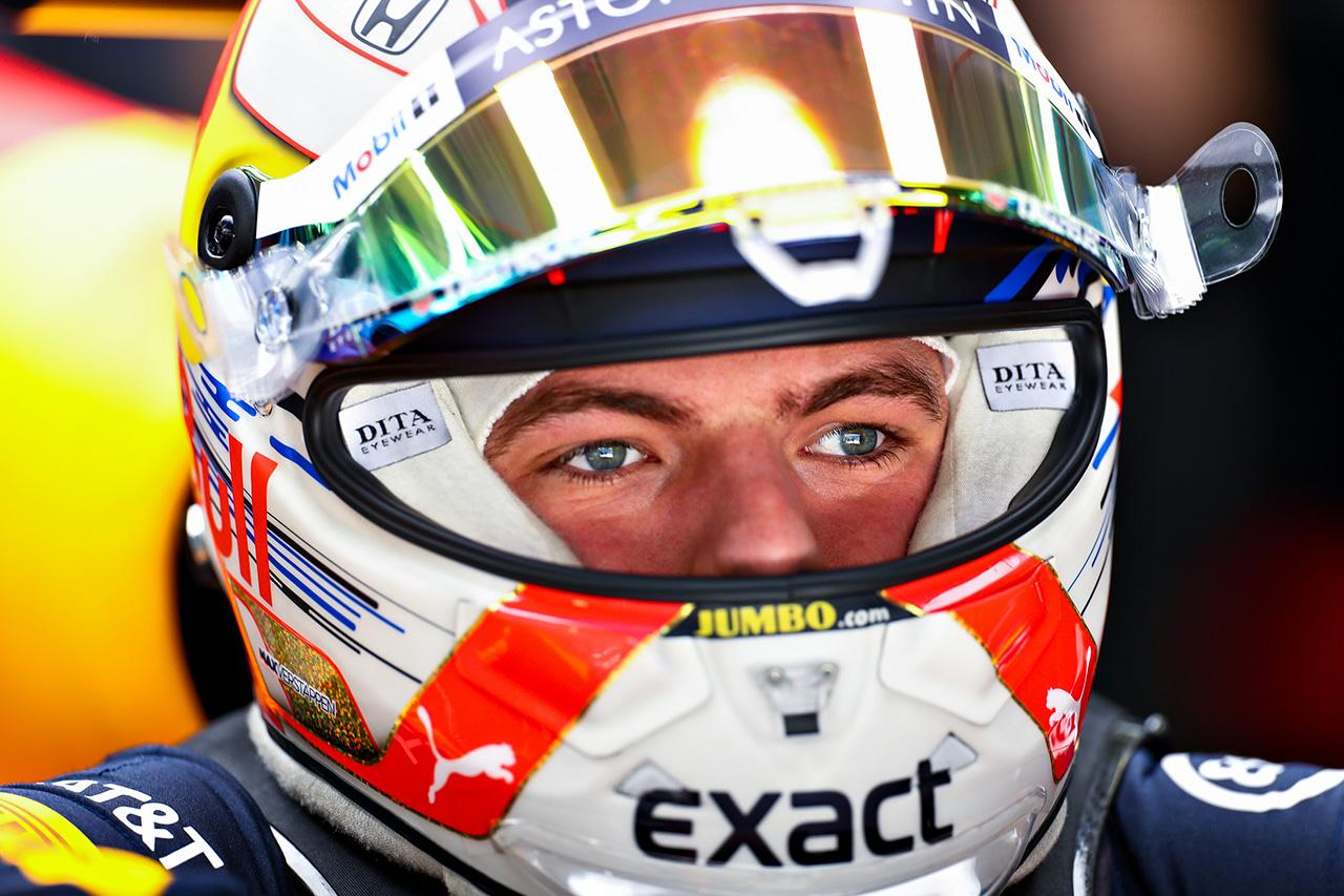 マックス・フェルスタッペン 「フェラーリにストレートで1秒負けていた」 / レッドブル・ホンダ F1ロシアGP予選