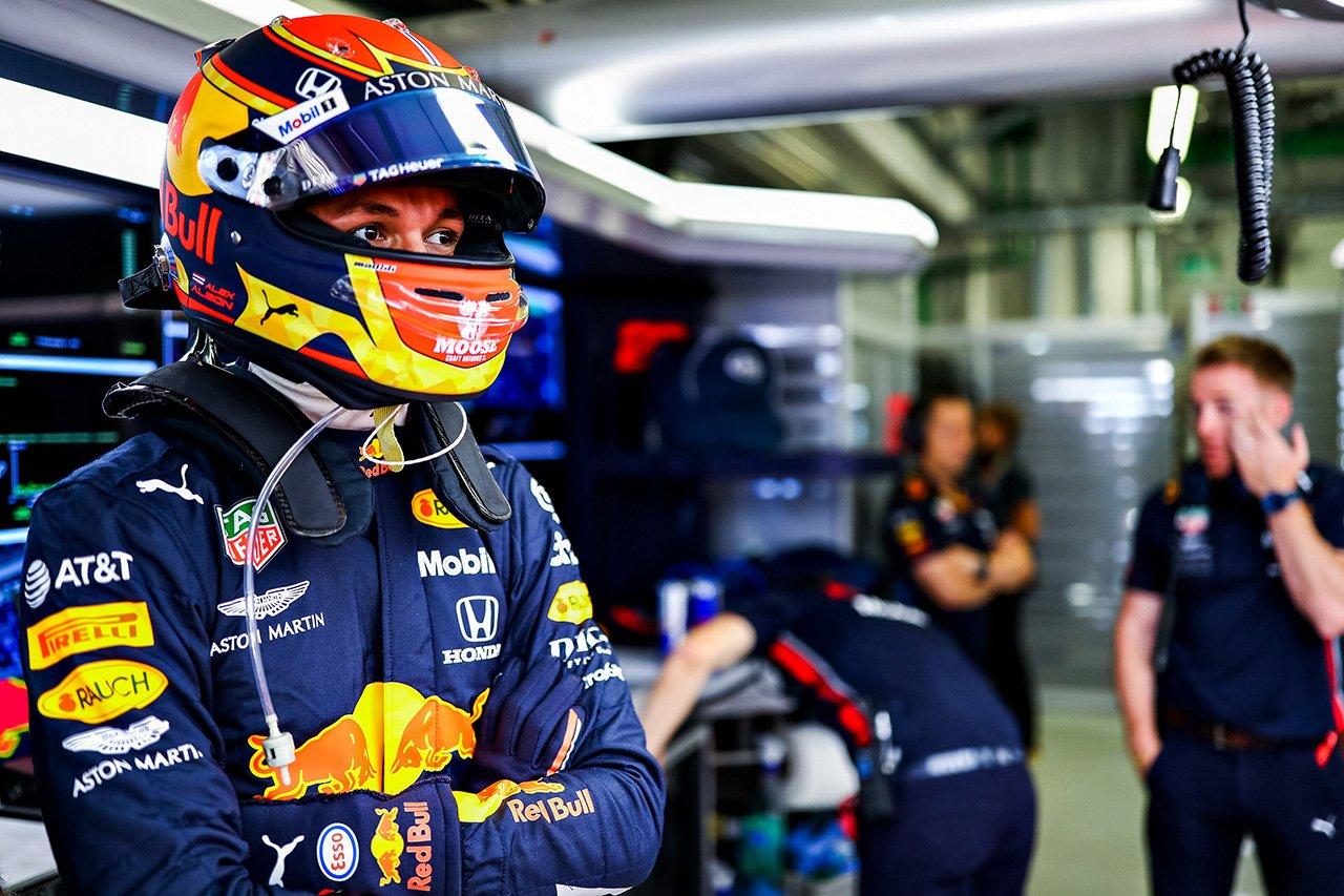 アレクサンダー・アルボン、5位入賞「毎回このようなレース展開は望まない」 / レッドブル・ホンダ F1ロシアGP