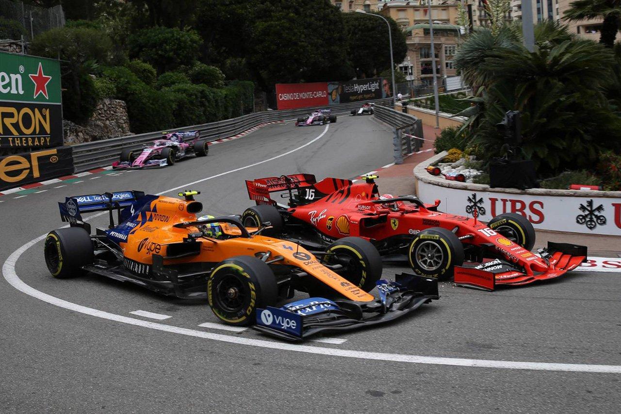 F1 マクラーレン 「フェラーリとのF1エンジン契約は検討事項ではなかった」