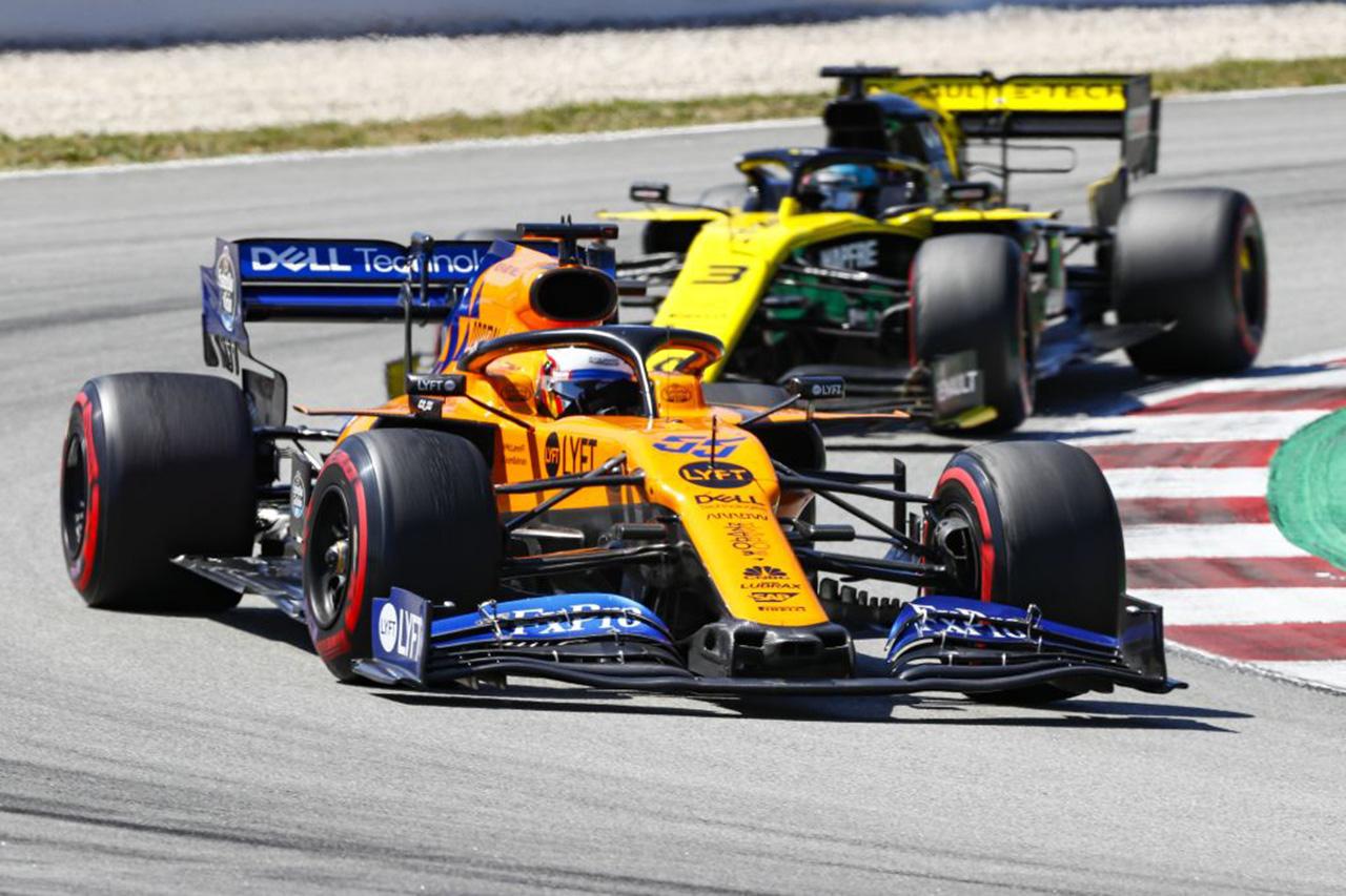 ルノーF1チーム 「マクラーレンは戦略的パートナーシップを拒否した」