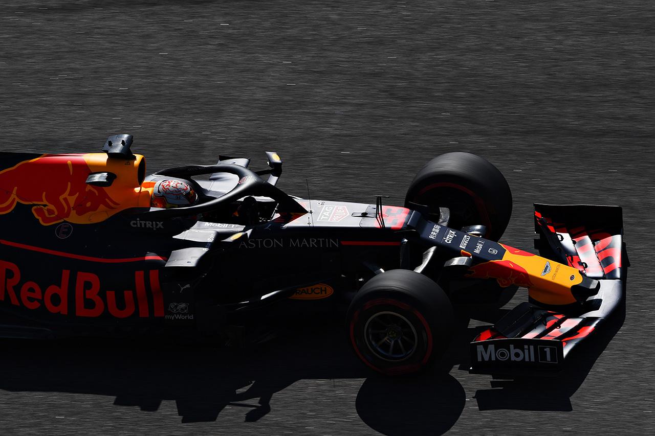 レッドブル・ホンダ 「4位と5位は達成できる最大限の結果」/ F1ロシアGP