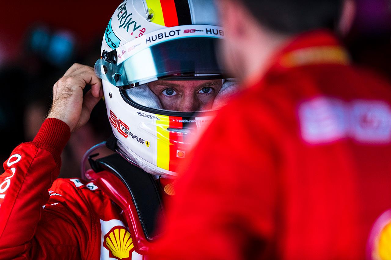 ヘルムート・マルコ 「フェラーリにセバスチャン・ベッテルの未来はない」