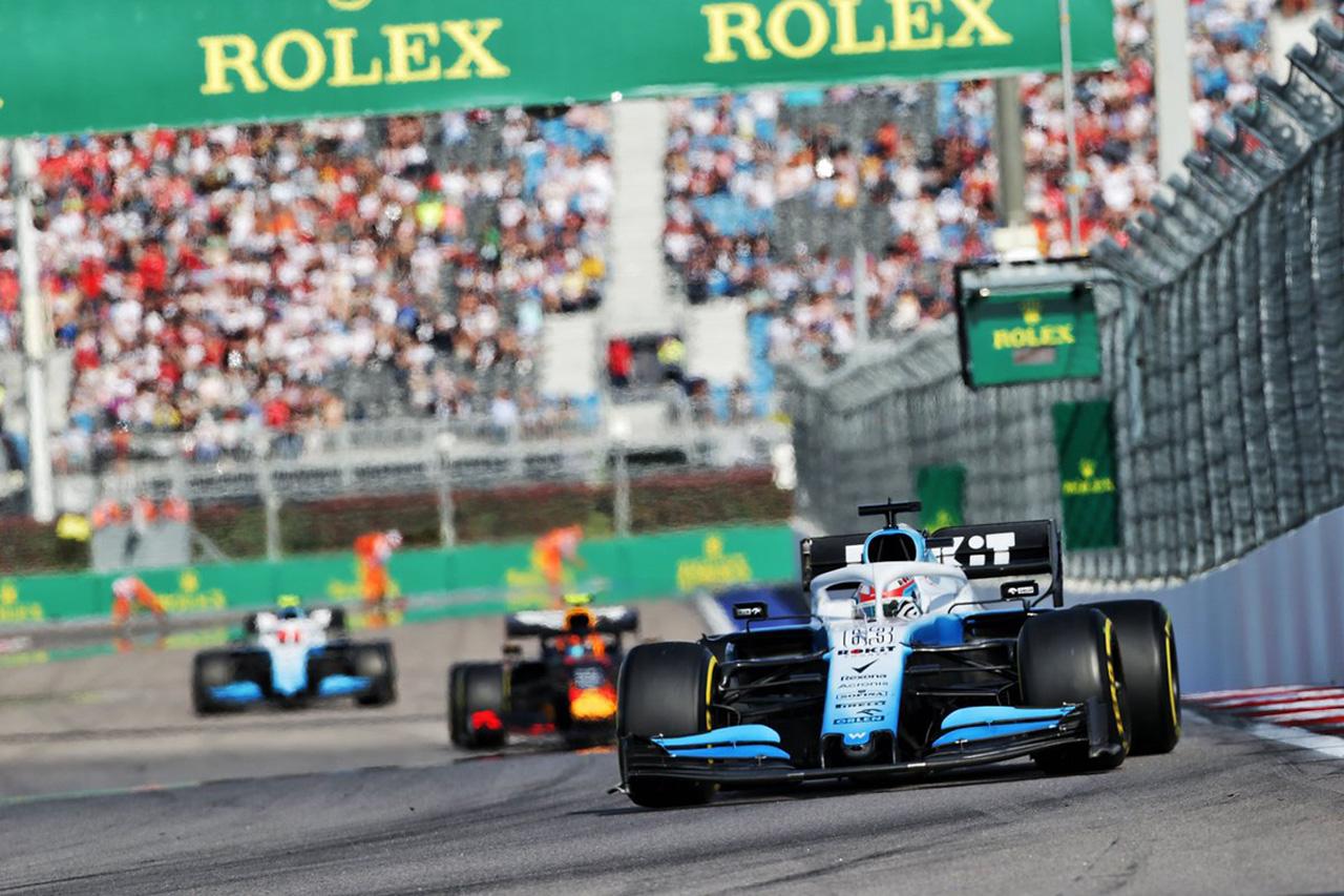ウィリアムズ、今季初のダブルリタイア / F1ロシアGP