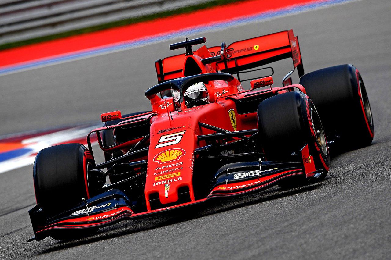 フェラーリ 「2020年F1マシンも今季のコンセプトを継続する」