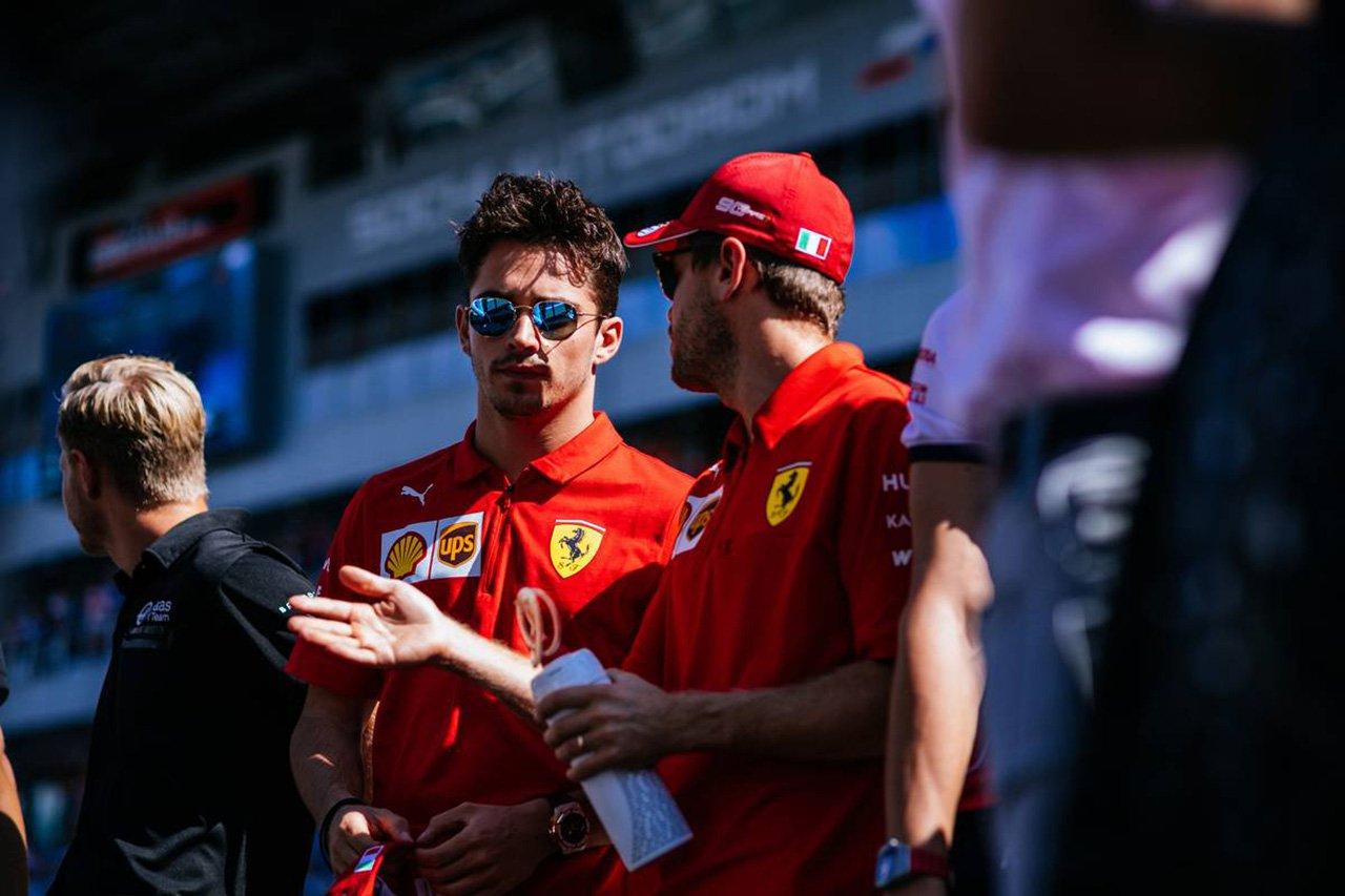 F1 ロス・ブラウン 「フェラーリはベッテルとルクレールのケアが急務」