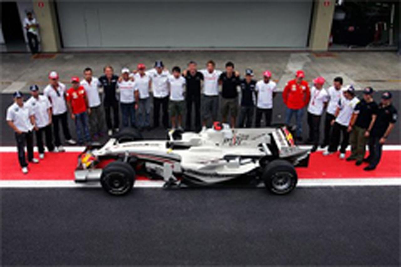 レッドブルのカラーリング変更に全F1チームが同意