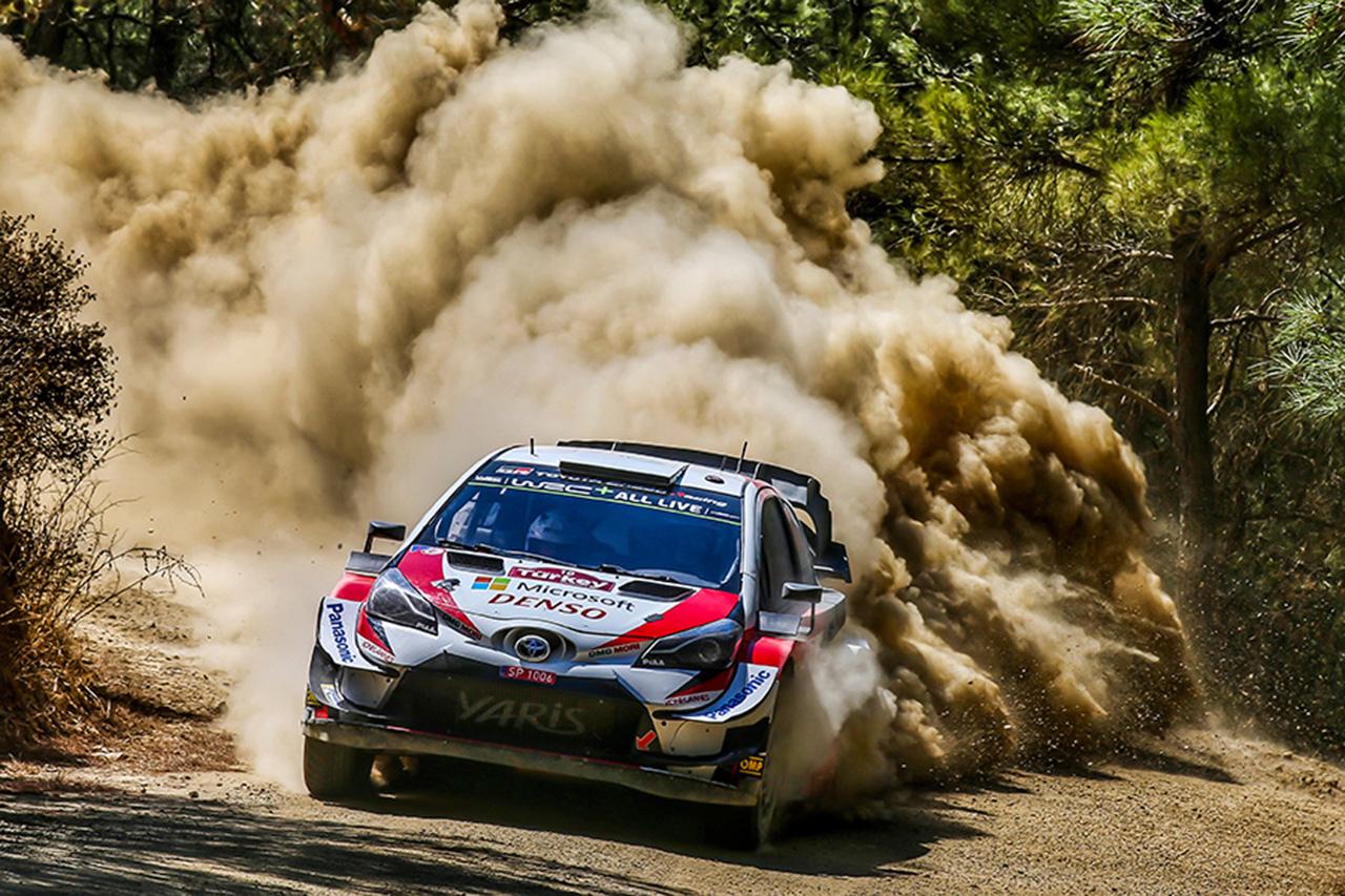 トヨタ:WRC 第12戦 ラリー・グレートブリテン プレビュー