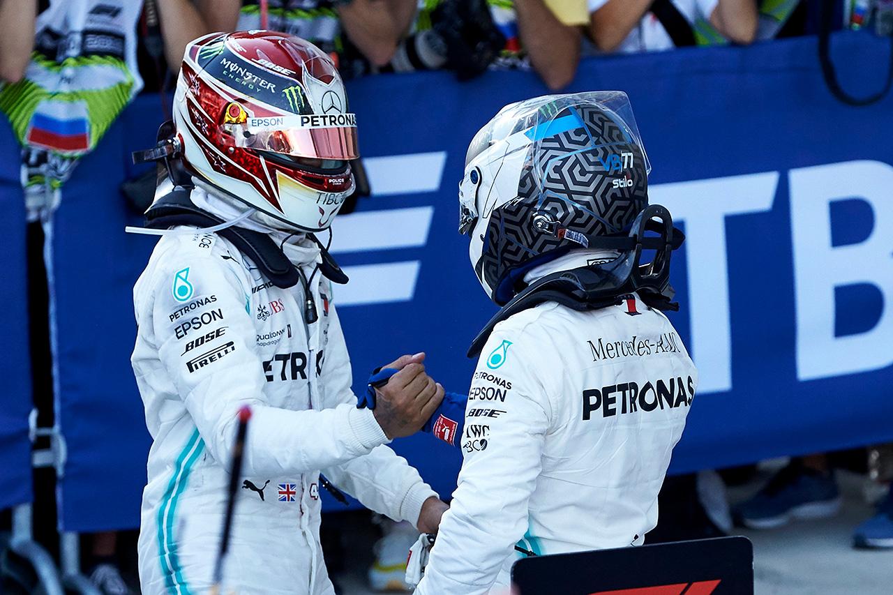 F1 ルイス・ハミルトン 「フェラーリのドライバー間にはリスペクトがない」