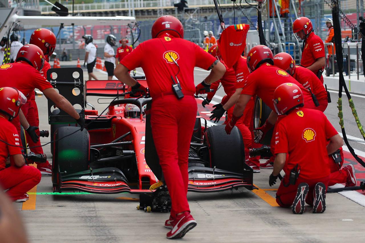 セバスチャン・ベッテル、F1日本GPでエンジンペナルティは回避へ