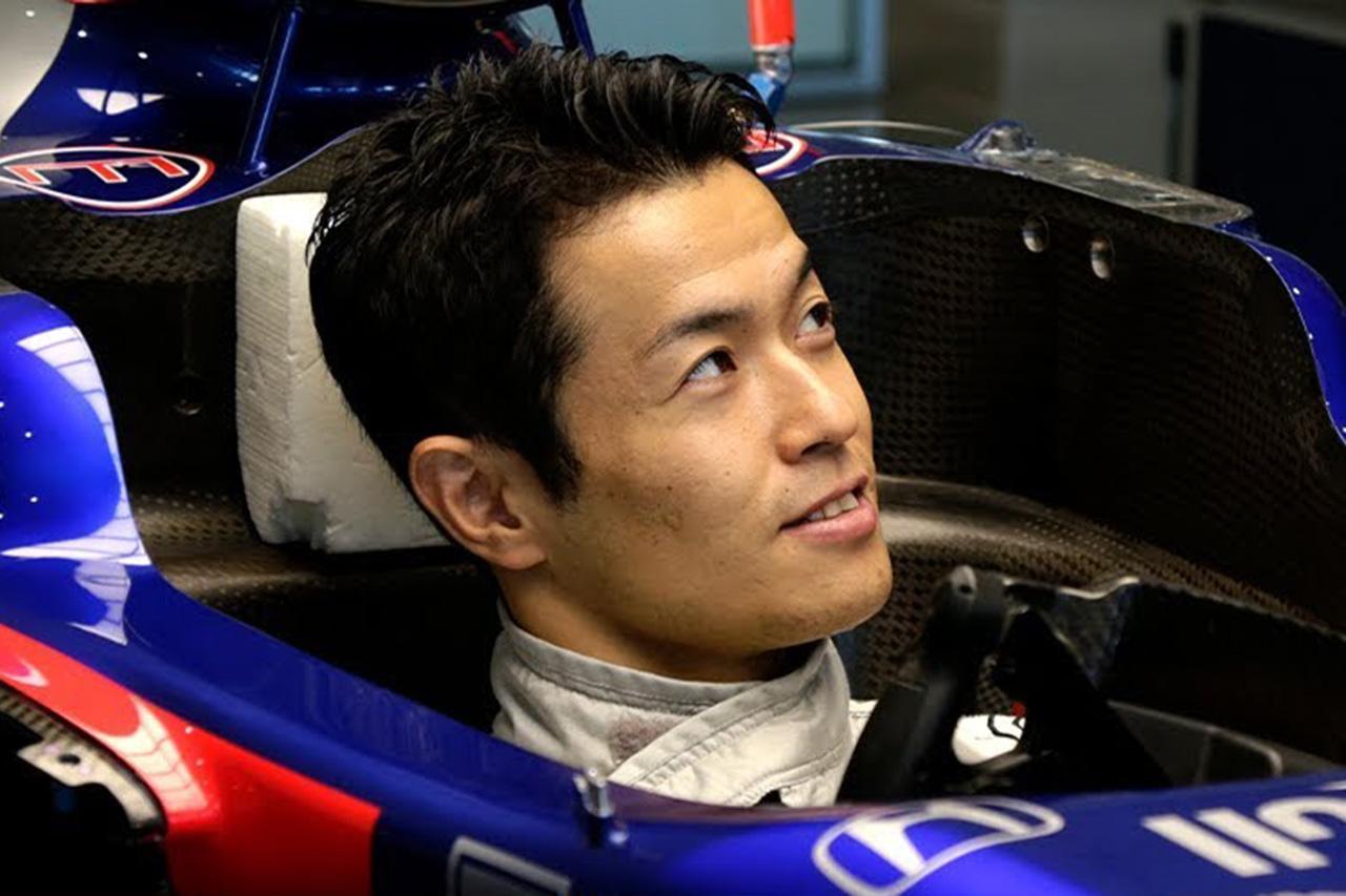 トロロッソ・ホンダ、山本尚貴のF1日本GPでのフリー出走を正式発表
