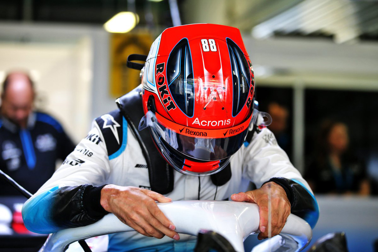 ロバート・クビサ、F1イタリアGPでようやくカスタムステアリングを入手
