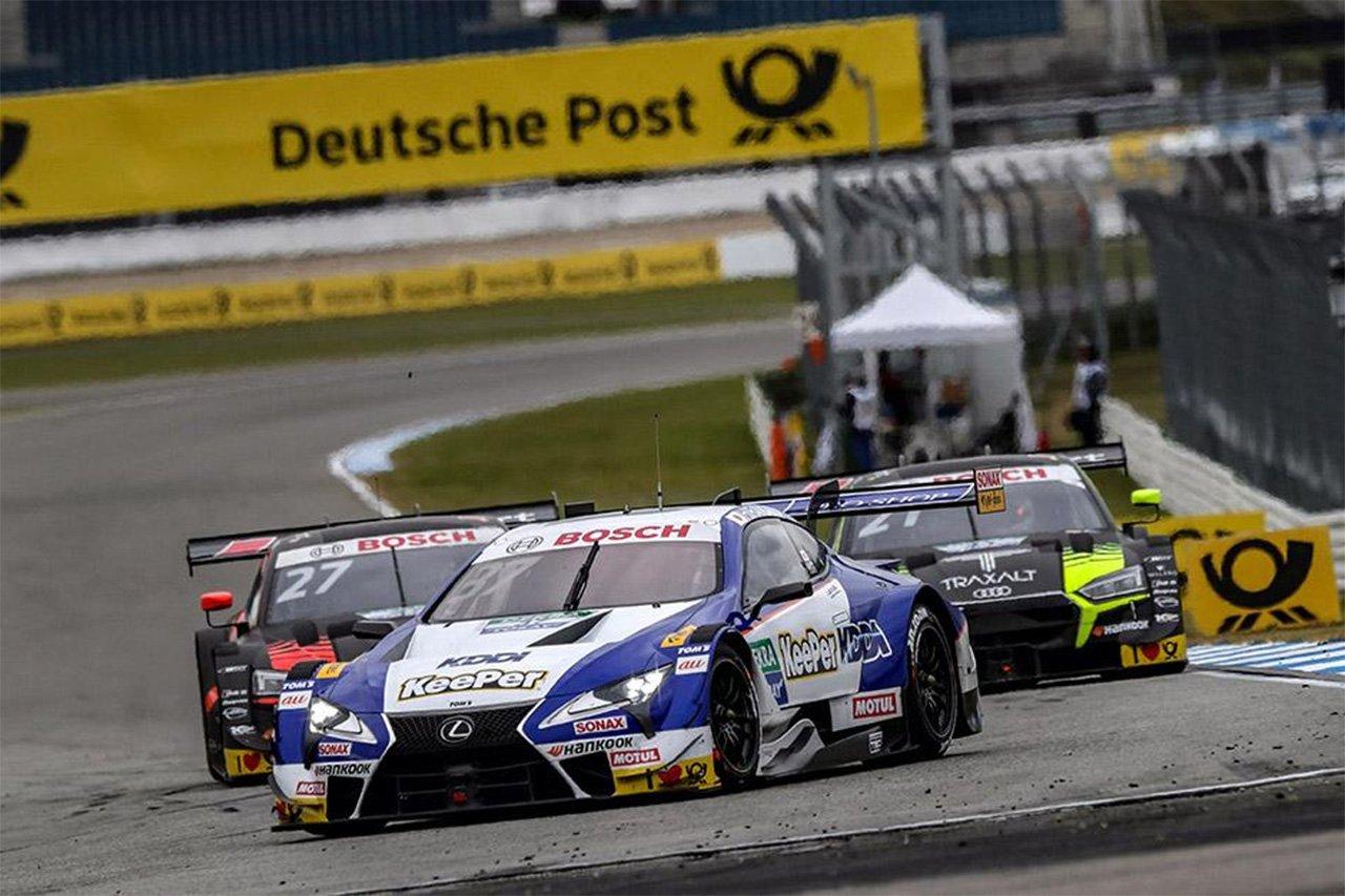 トヨタ:SUPER GT/DTM交流戦 ホッケンハイム レースレポート