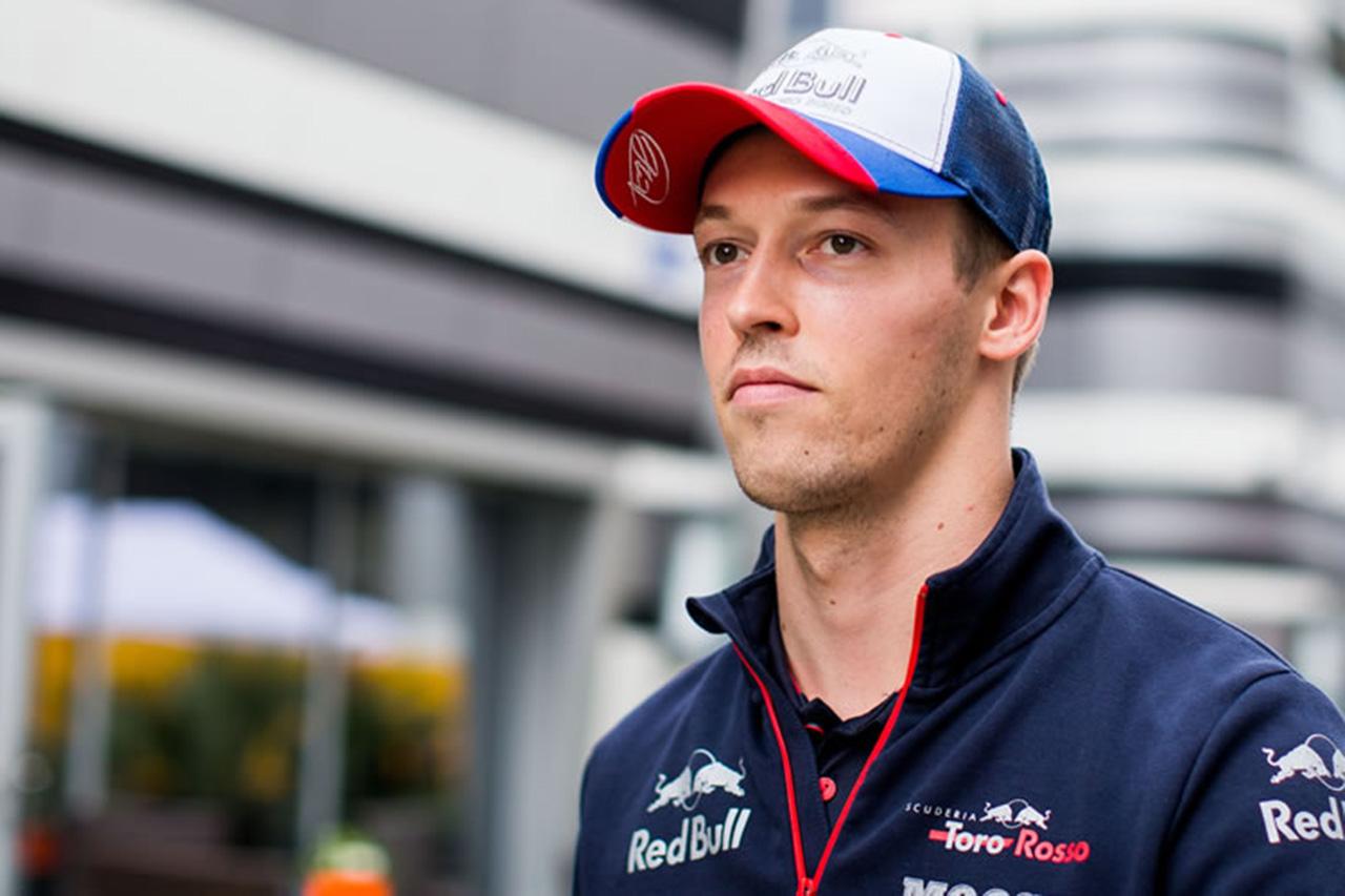 ダニール・クビアト 「鈴鹿はレッドブル全体にとってのホームレース」 / トロロッソ・ホンダ F1日本GP プレビュー