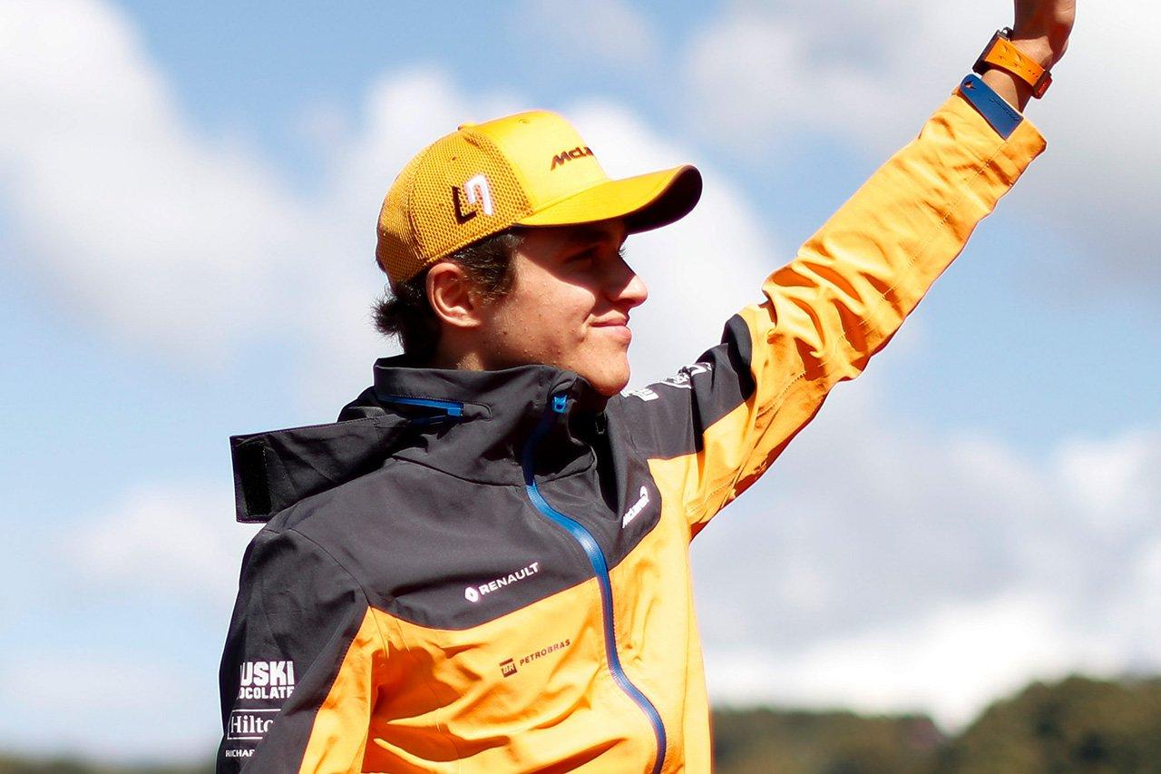 ランド・ノリス 「日本はクールな場所だけど寿司は・・・」 / マクラーレン F1日本GP プレビュー