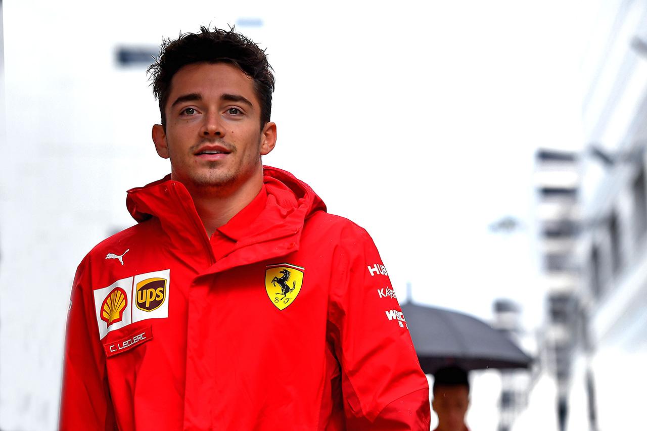 シャルル・ルクレール 「日本GPとジュールの事故は切り離せない」 / フェラーリ F1日本GP プレビュー