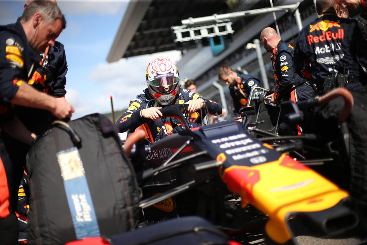 マックス・フェルスタッペン 「レッドブル・ホンダは日本GPで勝利に挑戦できる」