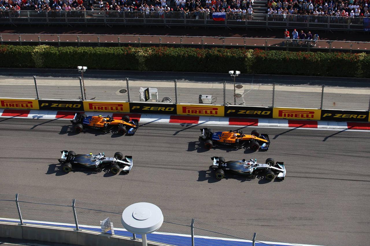 メルセデスF1 「マクラーレンとの契約による政治的な優位席はない」