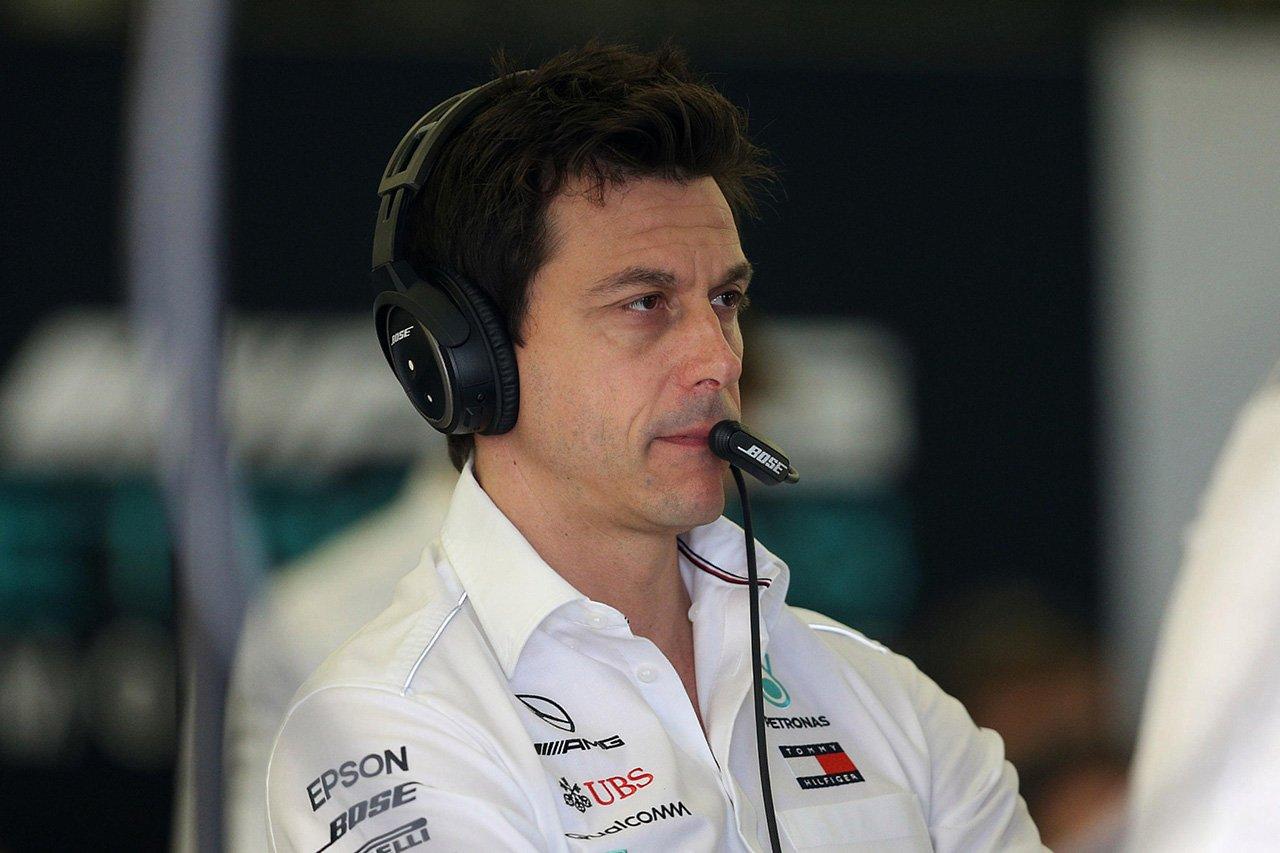 メルセデスF1、チーム代表トト・ヴォルフの報酬は年間9億4000万円