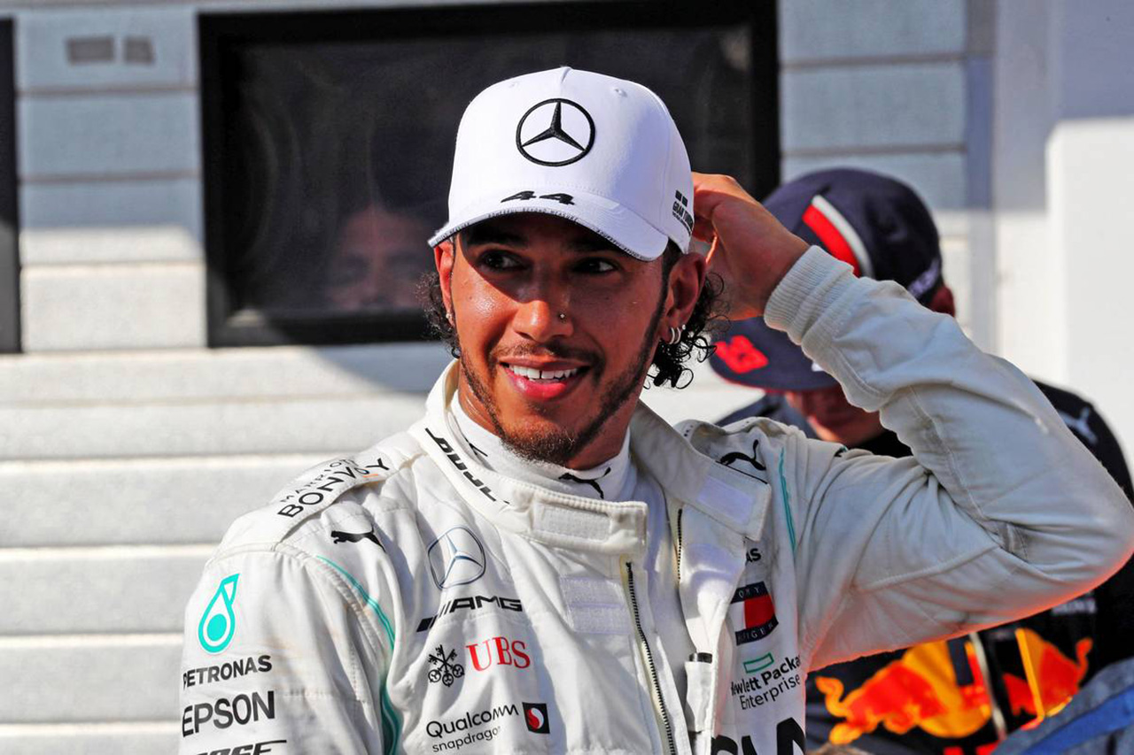 ルイス・ハミルトン 「今年のF1日本GPは三つ巴の戦いになると思う」