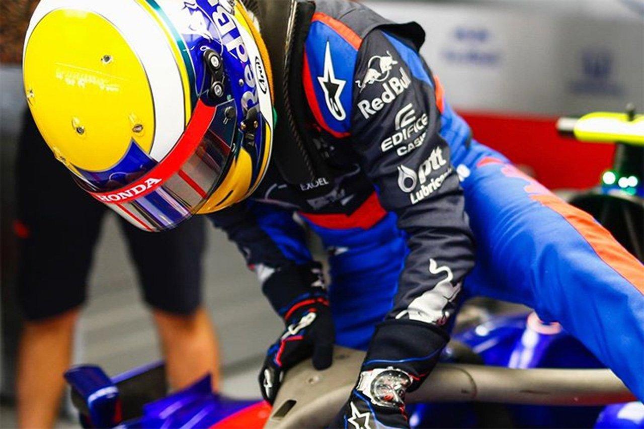 【動画】 山本尚貴、F1コクピット脱出テスト / トロロッソ・ホンダ F1日本GP