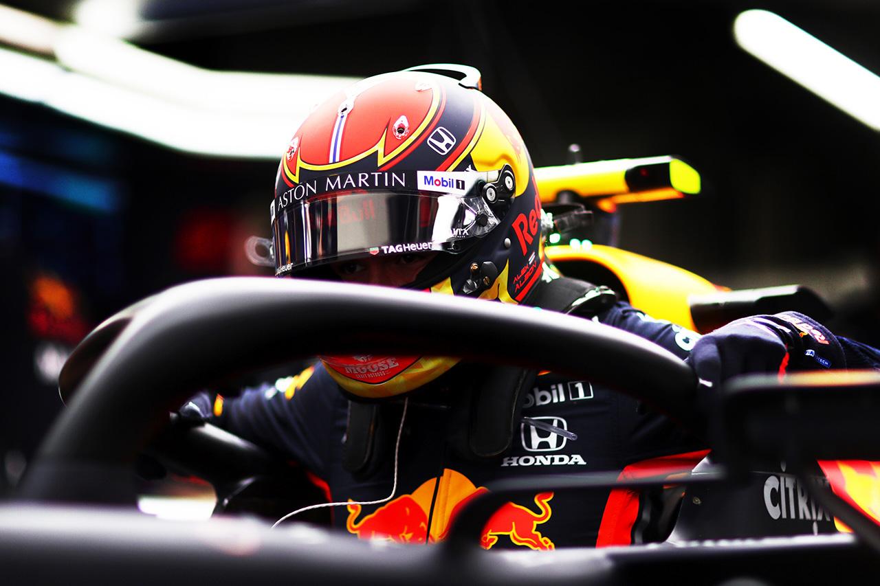 アレクサンダー・アルボン 「メルセデスからそこまで離されてはいない」  / レッドブル・ホンダ F1日本GP 金曜フリー走行