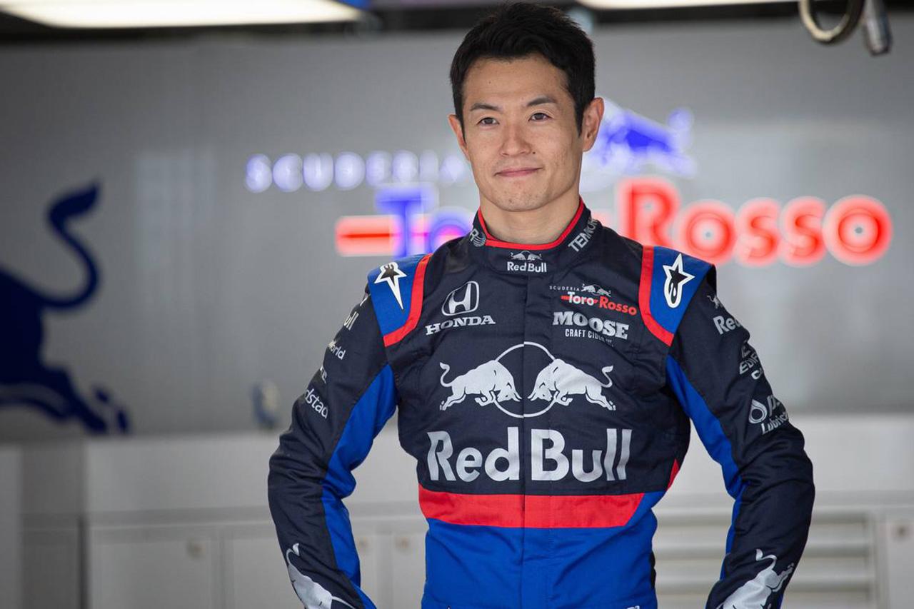 山本尚貴 「みなさんに感謝しつつ思い切って楽しみたい」 / トロロッソ・ホンダ F1日本GP