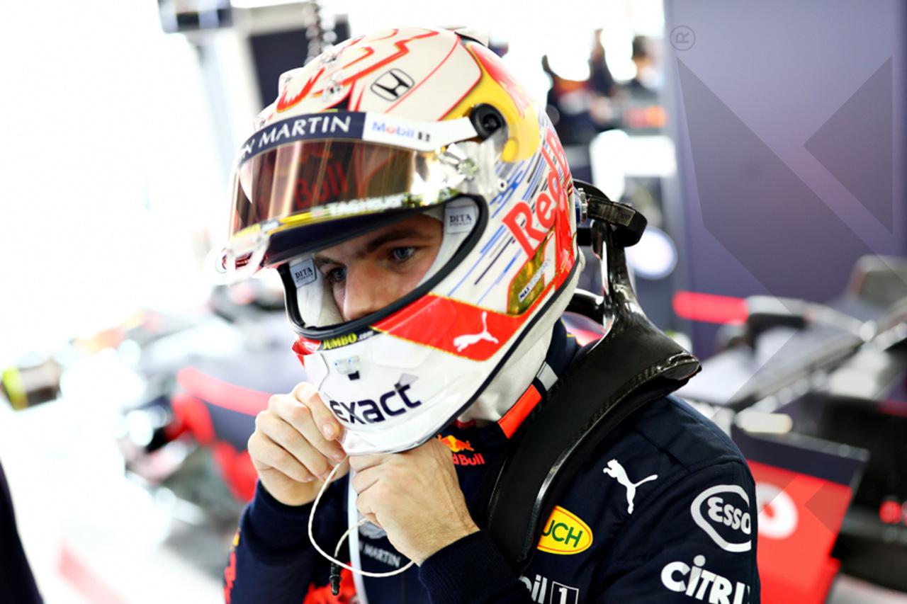 マックス・フェルスタッペン、0.281秒秒差の3番手「うまく挽回できた」 / レッドブル・ホンダ F1日本GP 金曜フリー走行