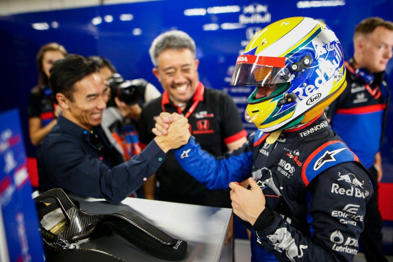 佐藤琢磨、山本尚貴のFP1での走りを絶賛「悔しがっているのは本人だけ」 / F1日本GP