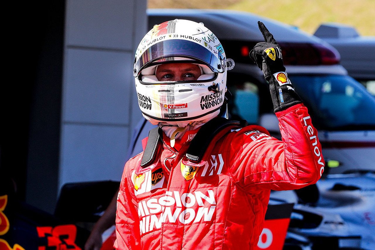 F1日本GP 予選 結果