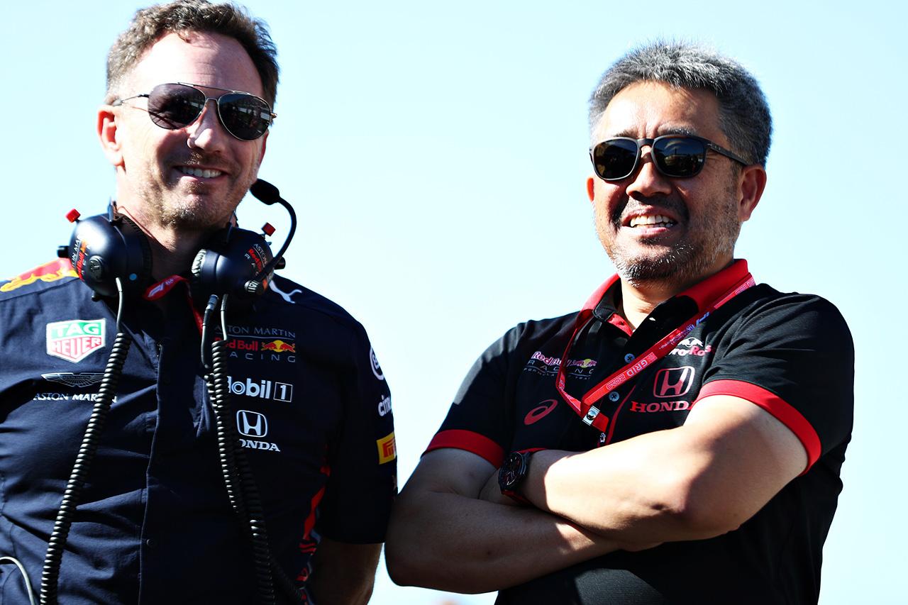 レッドブルF1代表 「ホンダのホームレースを4位とDNFで離れるのは残念」 / F1日本GP 決勝