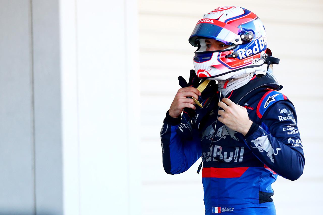 ピエール・ガスリー 「日本でポイントを獲れて本当に特別な気持ち」 / トロロッソ・ホンダ F1日本GP 決勝