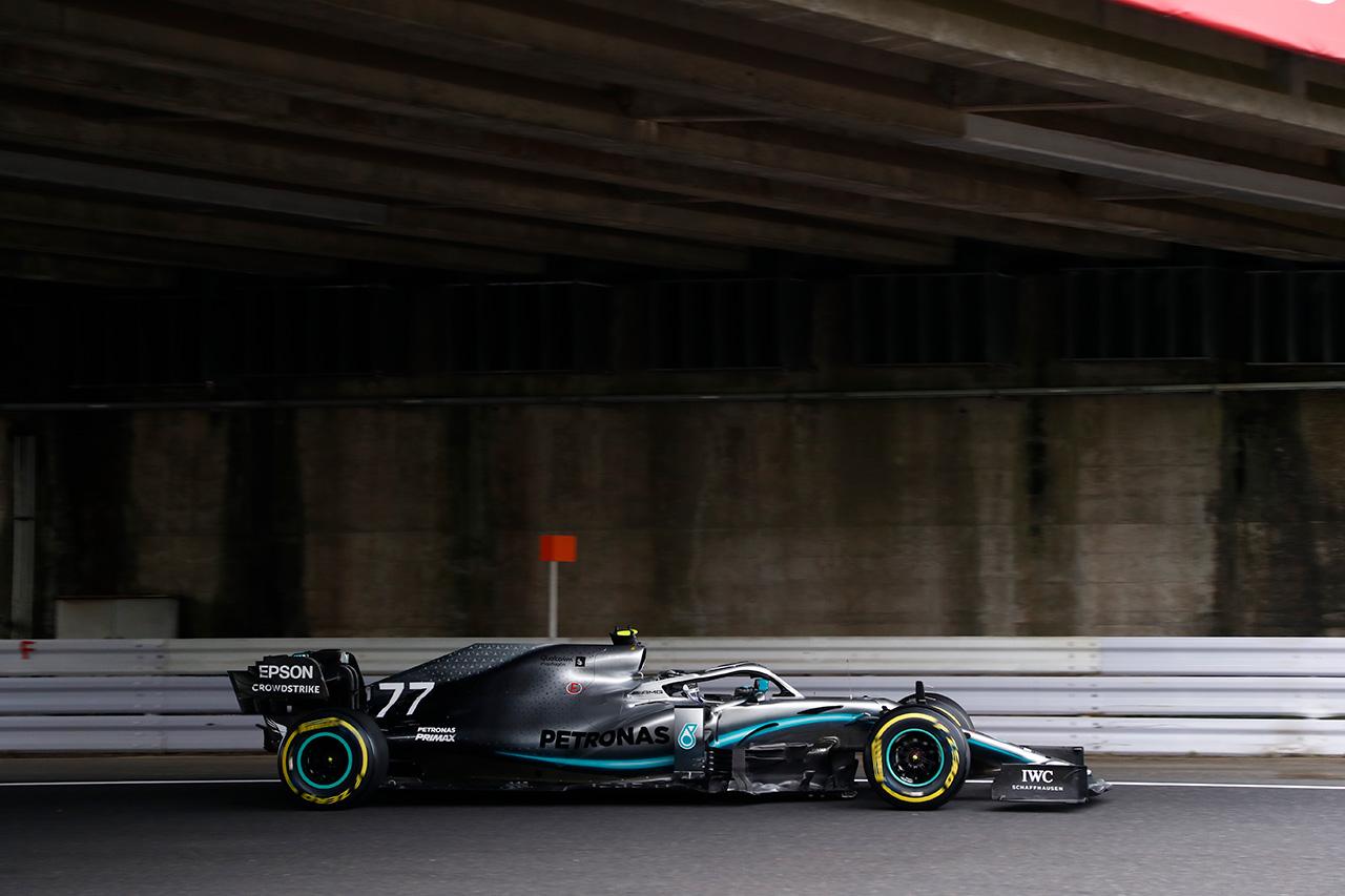 ルイス・ハミルトン 「ボッタスはトウから0.5秒相当のゲインを得た」 / F1日本GP