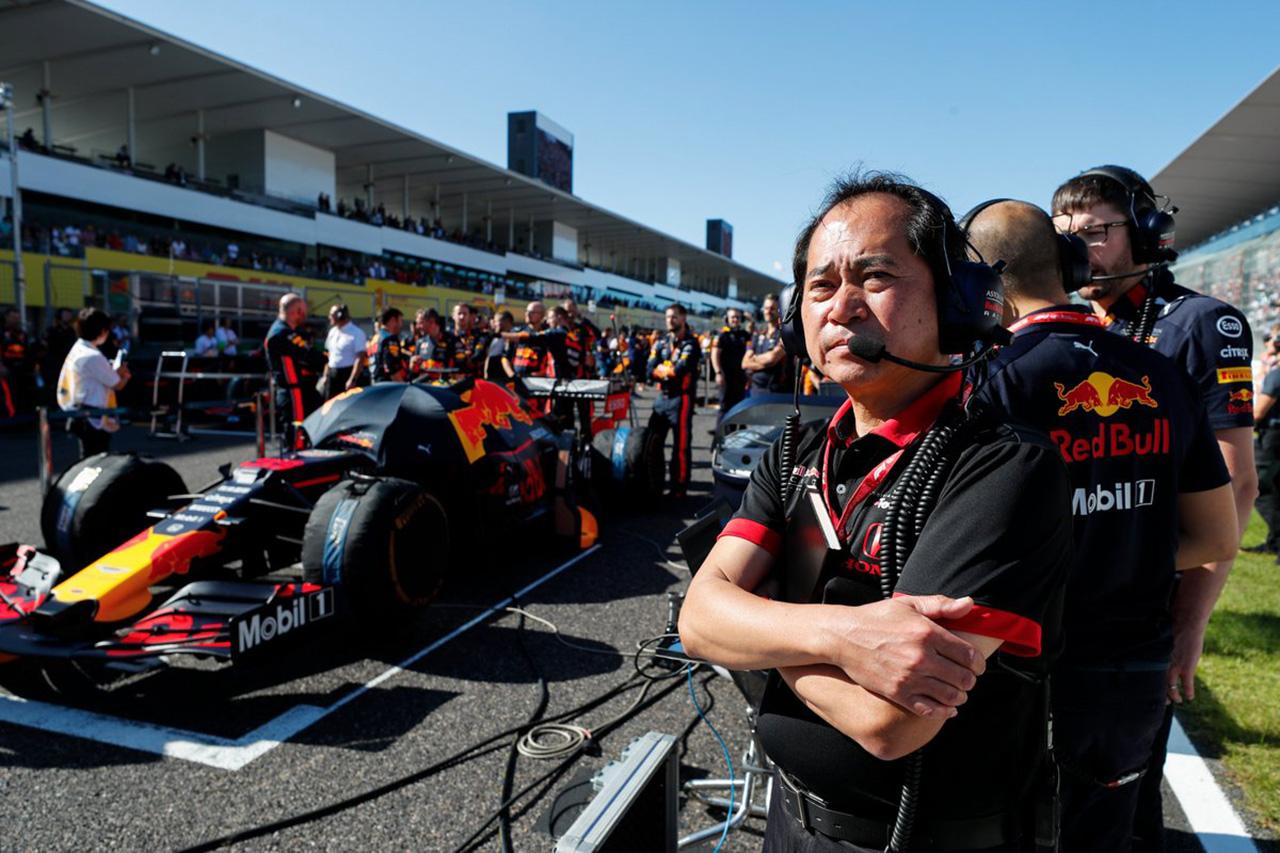 ホンダF1 「目指していたような結果を得ることはできなかった」 / F1日本GP 決勝